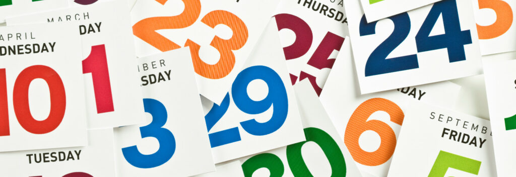 District 6930 Calendar
