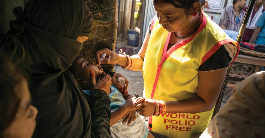 Rotary Global Grants | Fighting Disease